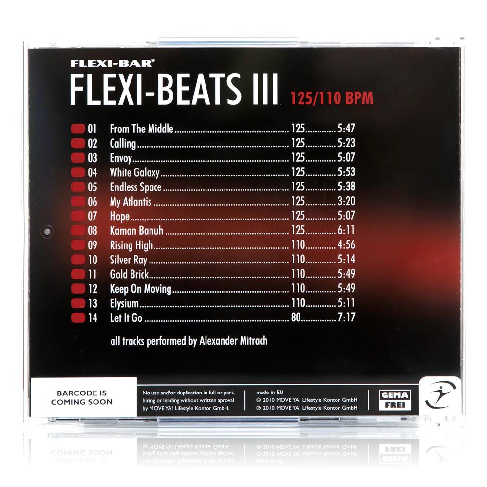 FLEXI-BEATS III (Audio CD)