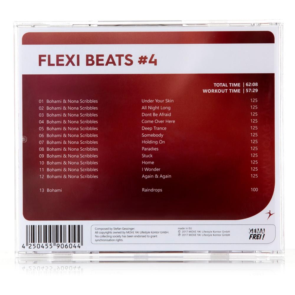 FLEXI-BEATS 4 (Audio CD)