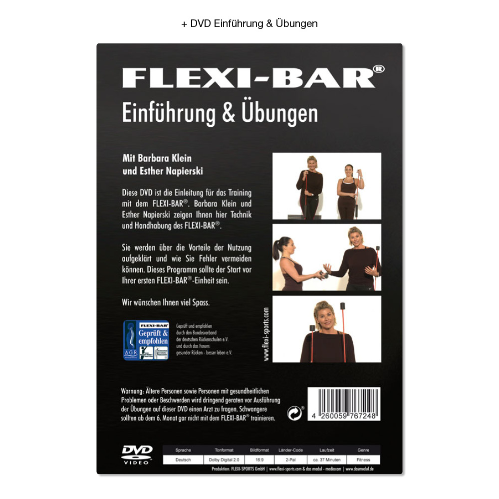 FLEXI-BAR INTENSIV - Blau