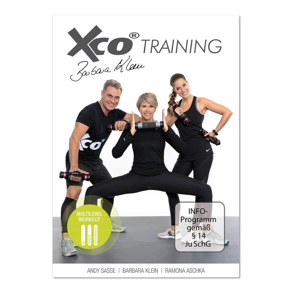 XCO TRAINING (DVD)