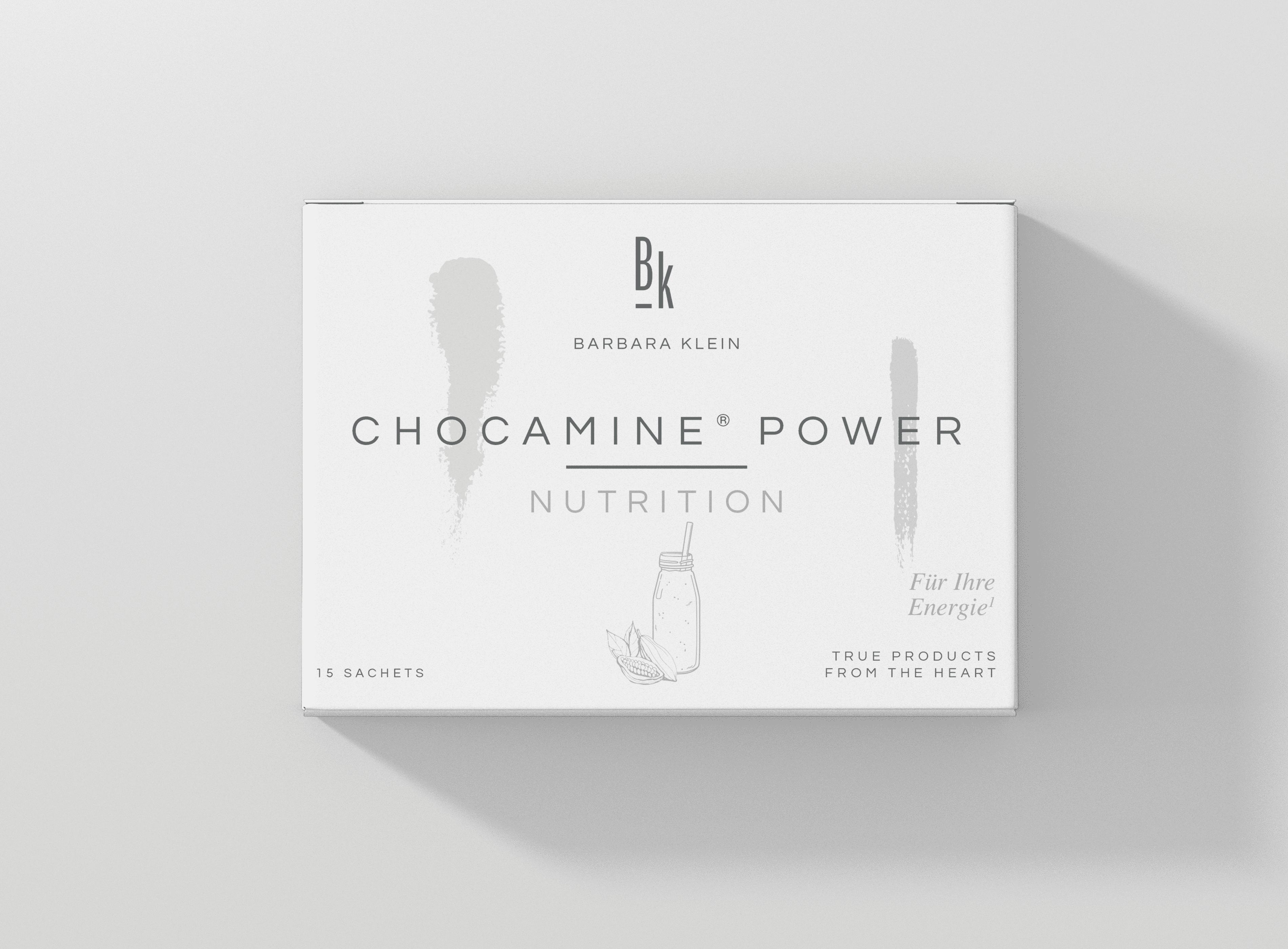 CHOCAMINE® POWER