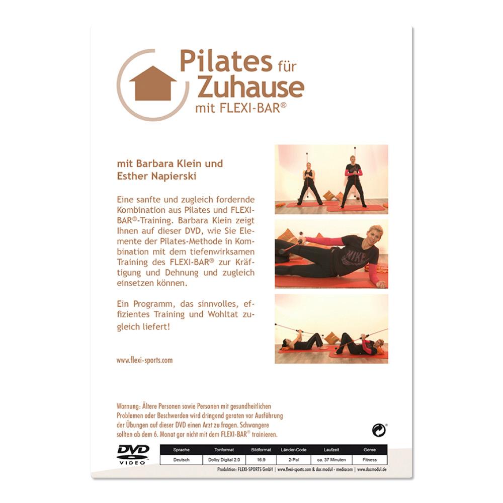 FLEXI-BAR - Pilates für Zuhause (DVD)