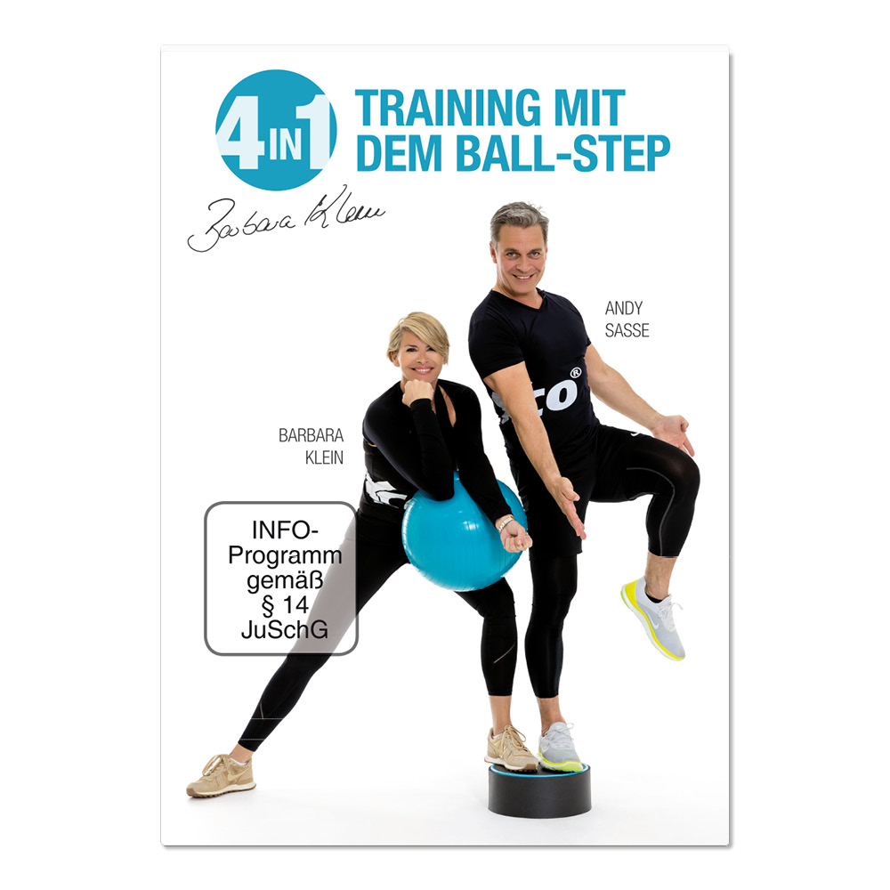 4in1 STEP & BALL - Pink