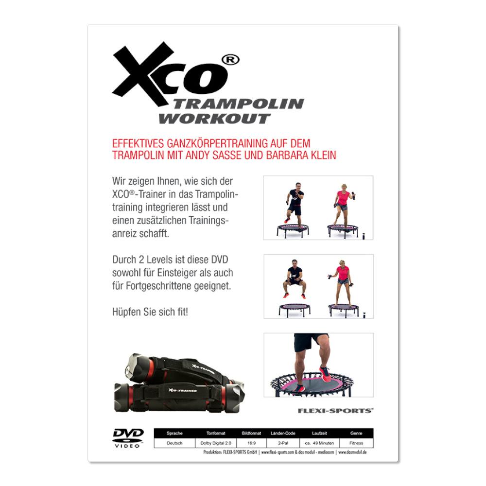 XCO TRAMPOLIN WORKOUT (DVD)