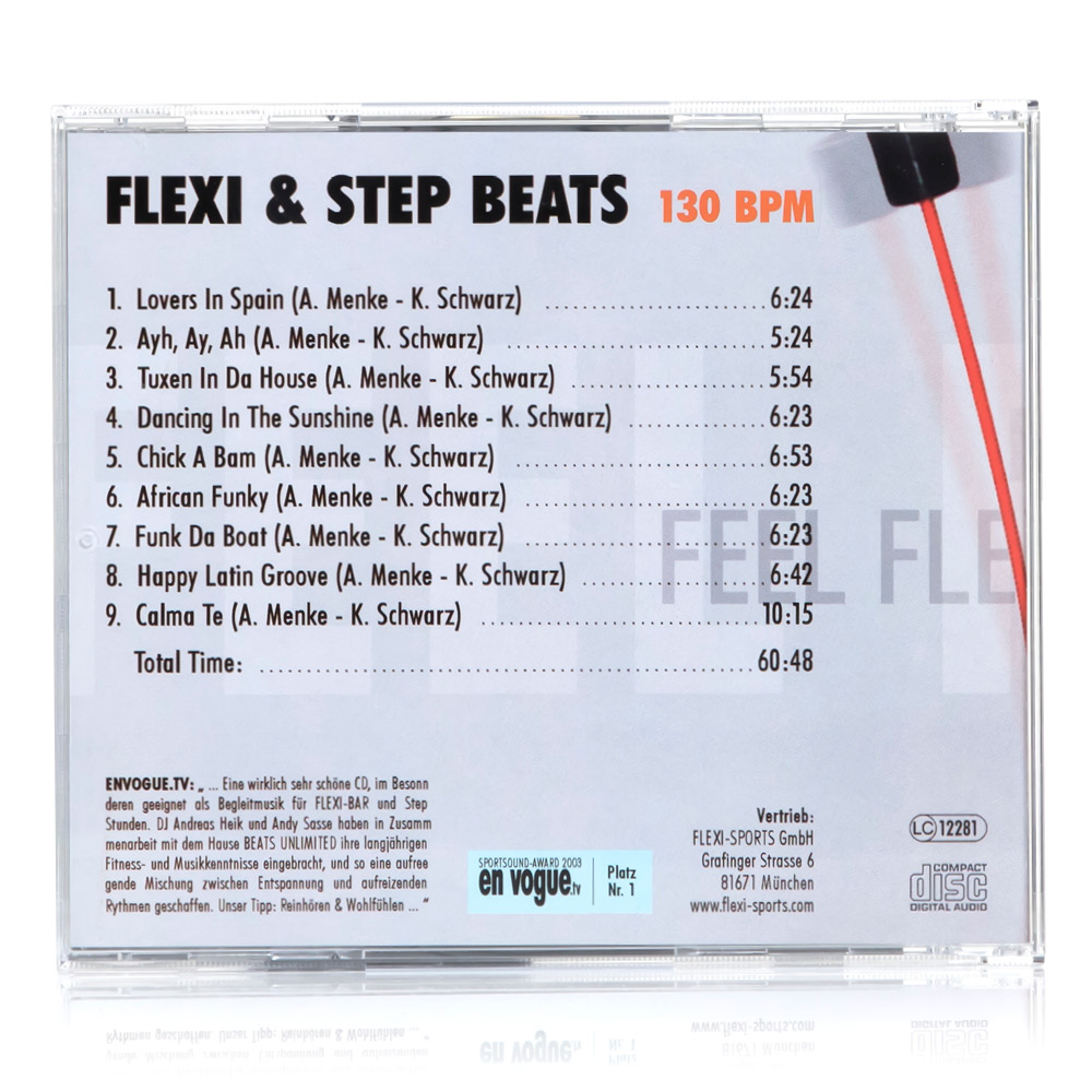 FLEXI-BEATS I (Audio CD)