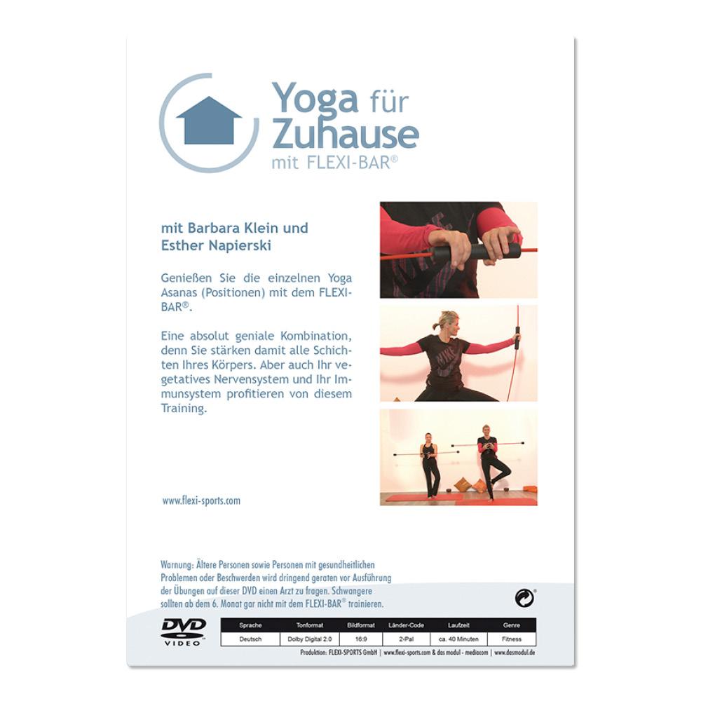 FLEXI-BAR - Yoga für Zuhause (DVD)