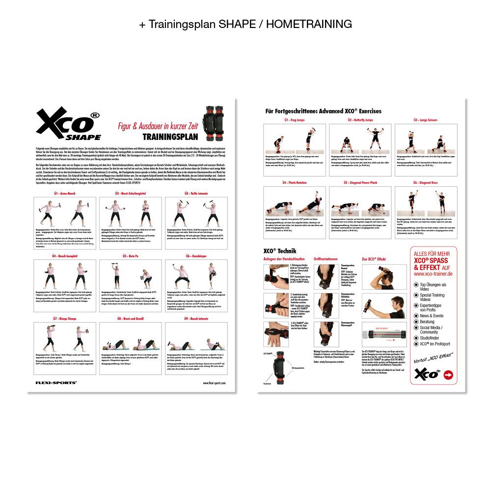 XCO  - Alu Premium Set