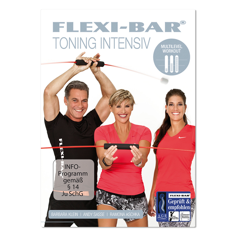 FLEXI-BAR - TONING INTENSIV (DVD)