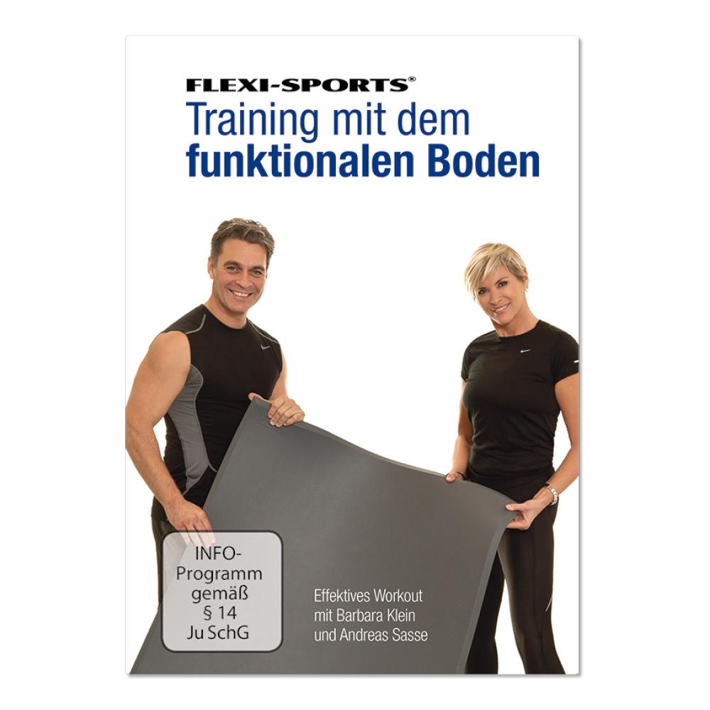 TRAINING MIT DEM FUNKTIONALEN BODEN (DVD)
