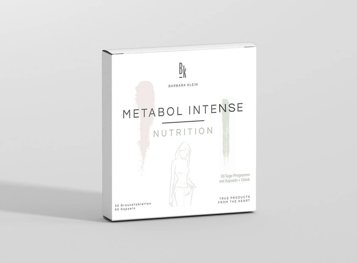 METABOL INTENSE  (2-Phasen-Programm)