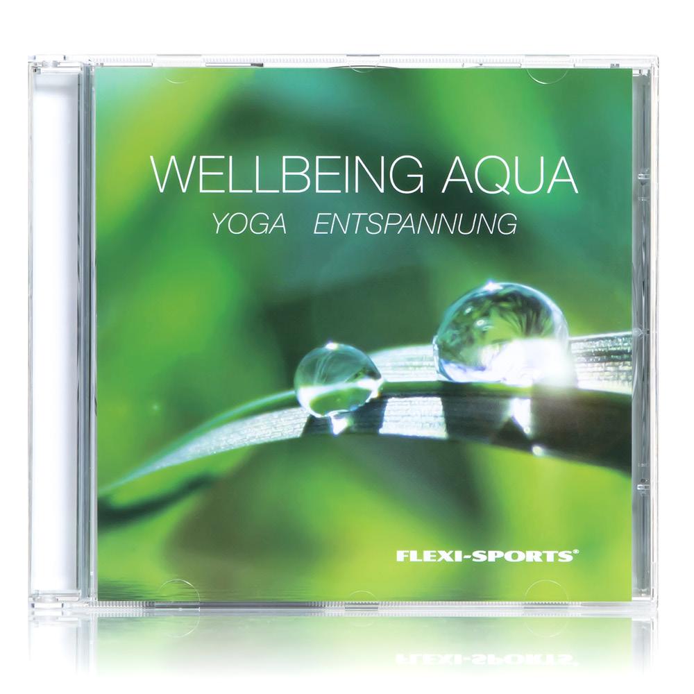 WELLBEING AQUA (Audio CD)