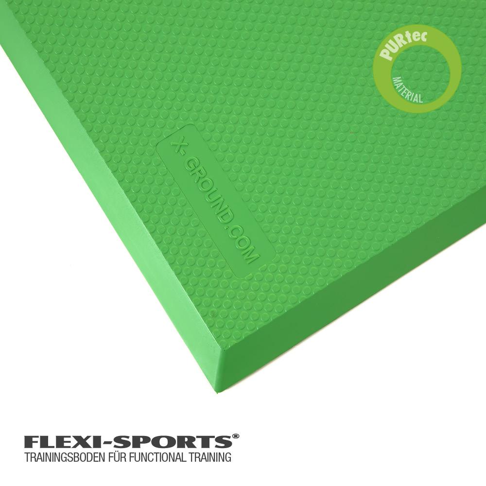 FUNKTIONELLE MATTE für Zuhause - Grün
