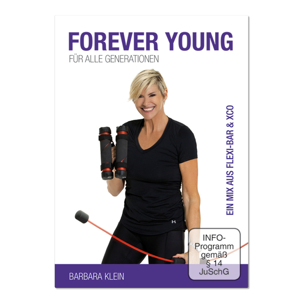 FLEXI-SPORTS FOREVER YOUNG (DVD)