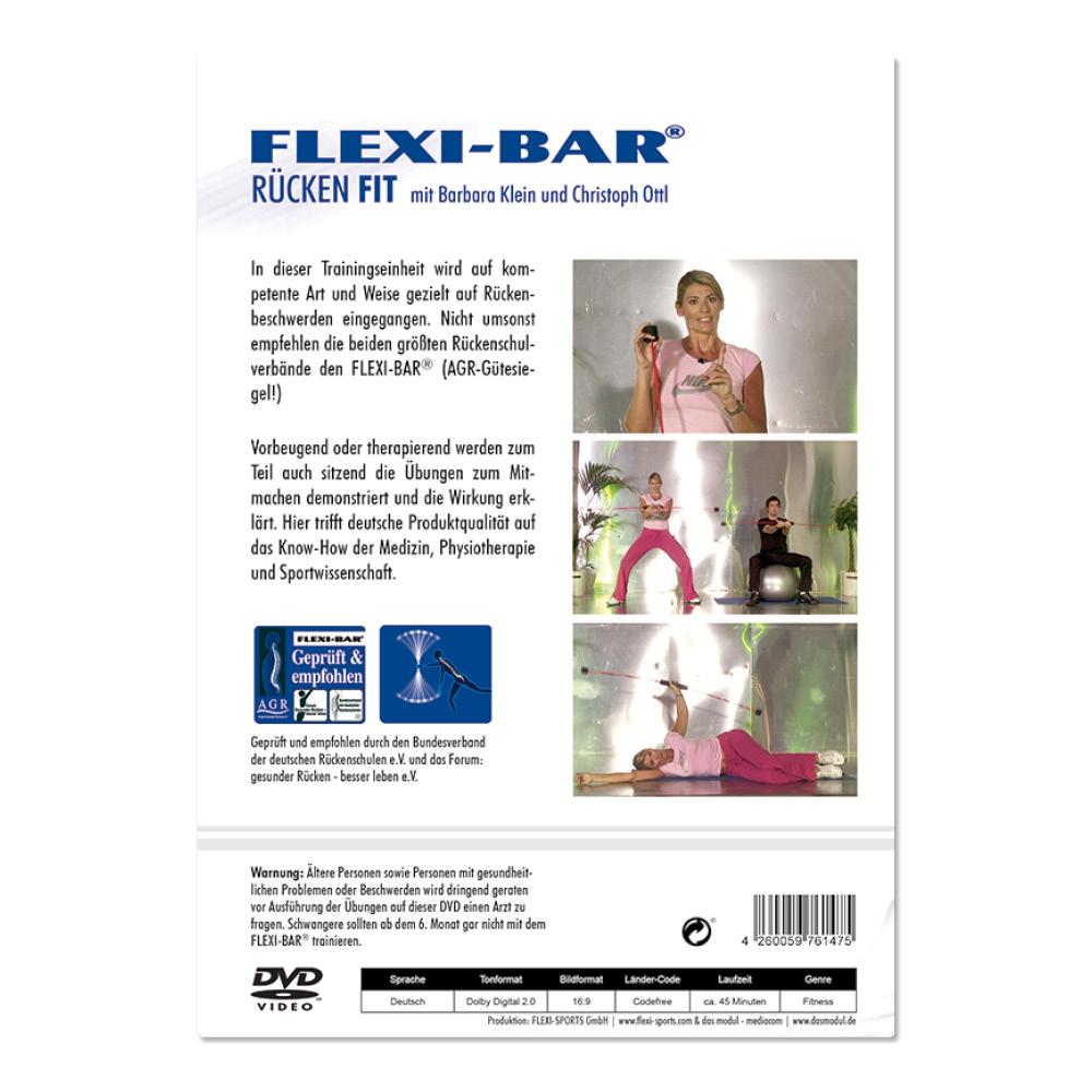 FLEXI-BAR - RÜCKENFIT (DVD)