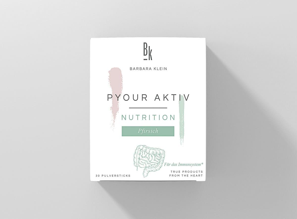 PYOUR AKTIV - Pfirsich