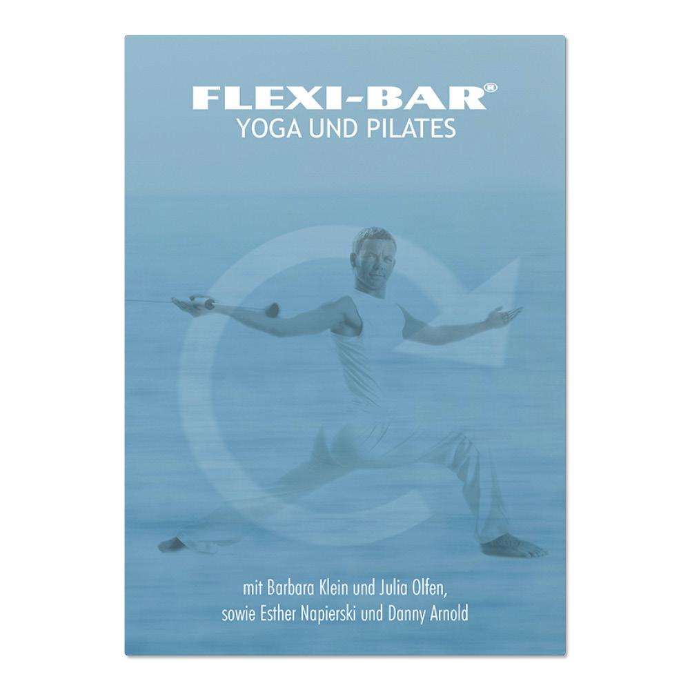 FLEXI-BAR - YOGA UND PILATES (DVD)