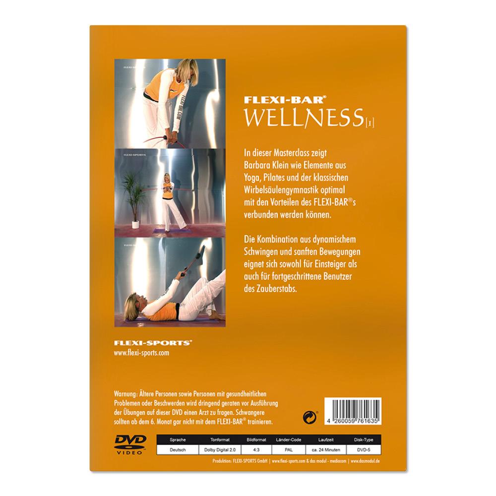 FLEXI-BAR - WELLNESS I (DVD)